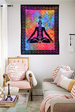 Energy Chakra Décor Tapestry