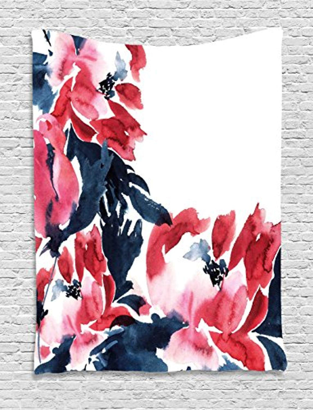 Flower print Décor Tapestry