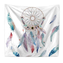 Gorgeous And Colorful Dream Catcher Tapestry