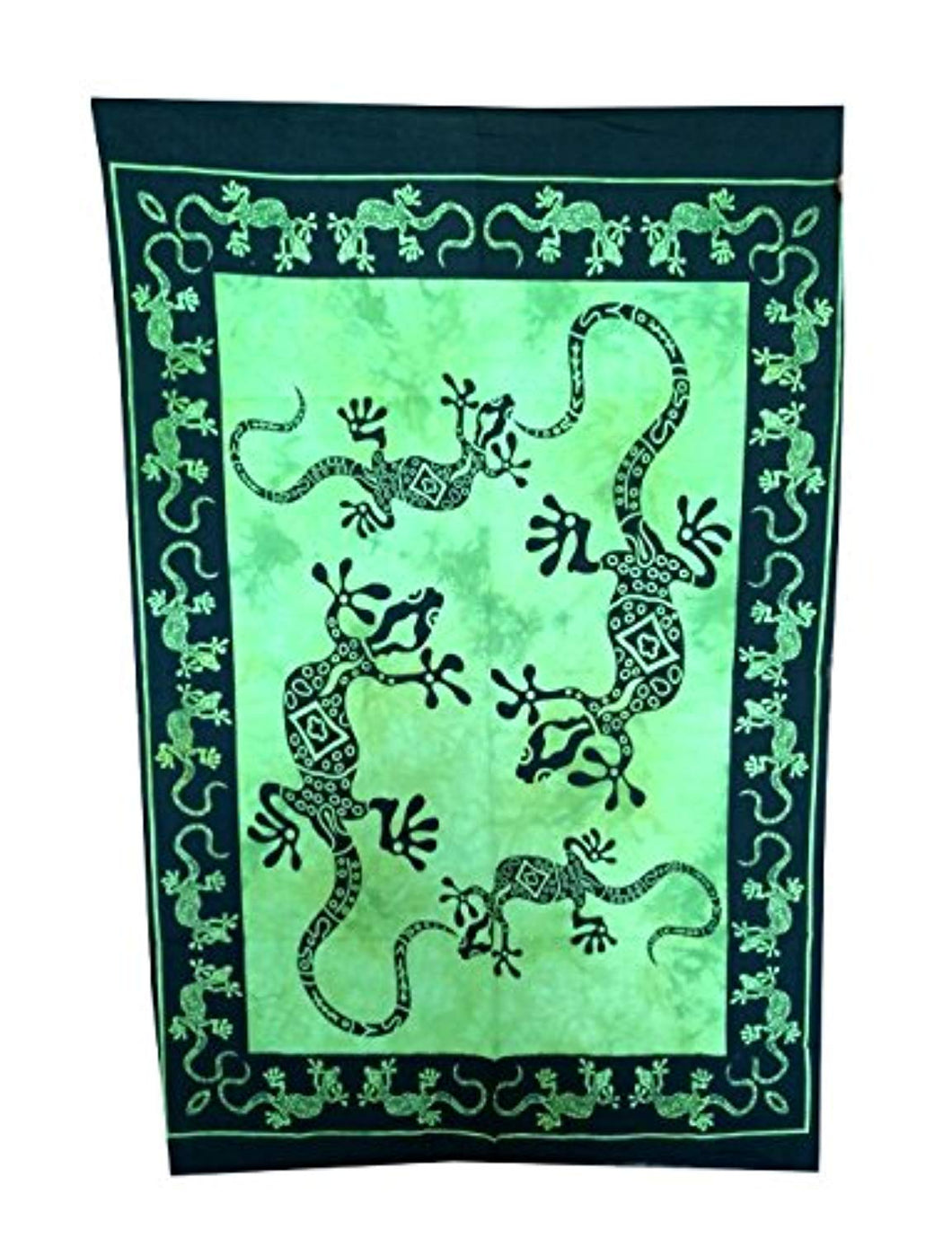 Lizard Print Décor Tapestry