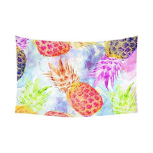 Pineapples Décor Tapestry