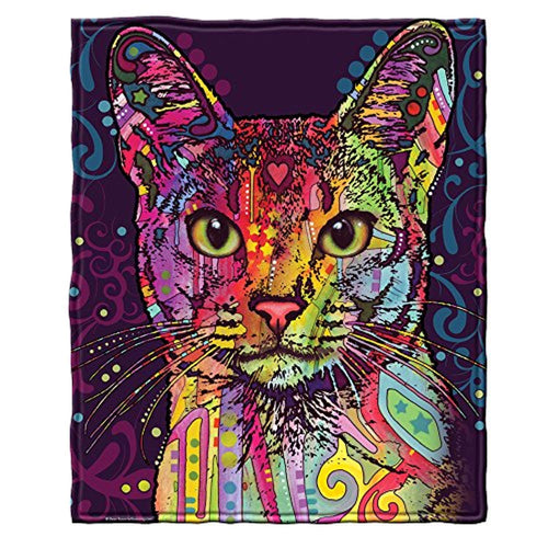 9 Lives Cat Décor Tapestry