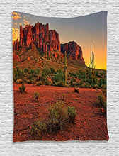 Beautiful National Park Landscape Tapestry