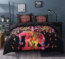 Indian Elephant Décor Tapestry