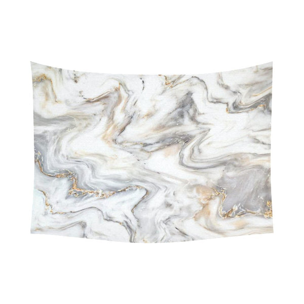 Marble Effect Décor Tapestry