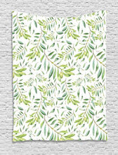 Olive Branches Décor Tapestry