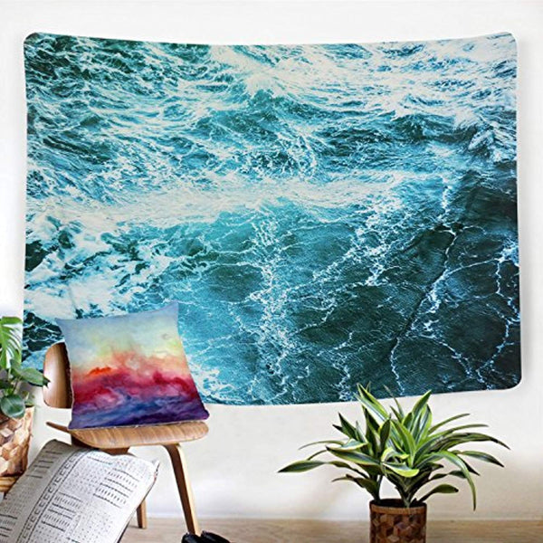 Blue Ocean Décor Tapestry