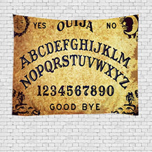 Ouija Board Décor Tapestry