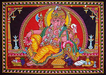 Ganesha Print Décor Tapestry
