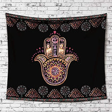Hamsa Hand Décor Beautiful Tapestry