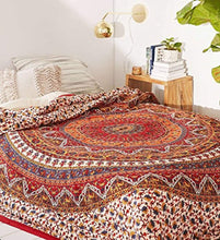 Ethnic Indian Mandala Décor Tapestry
