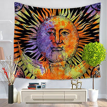 The Solstice Monochrome Tapestry