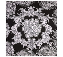 Black And White Bohemian Décor Tapestry
