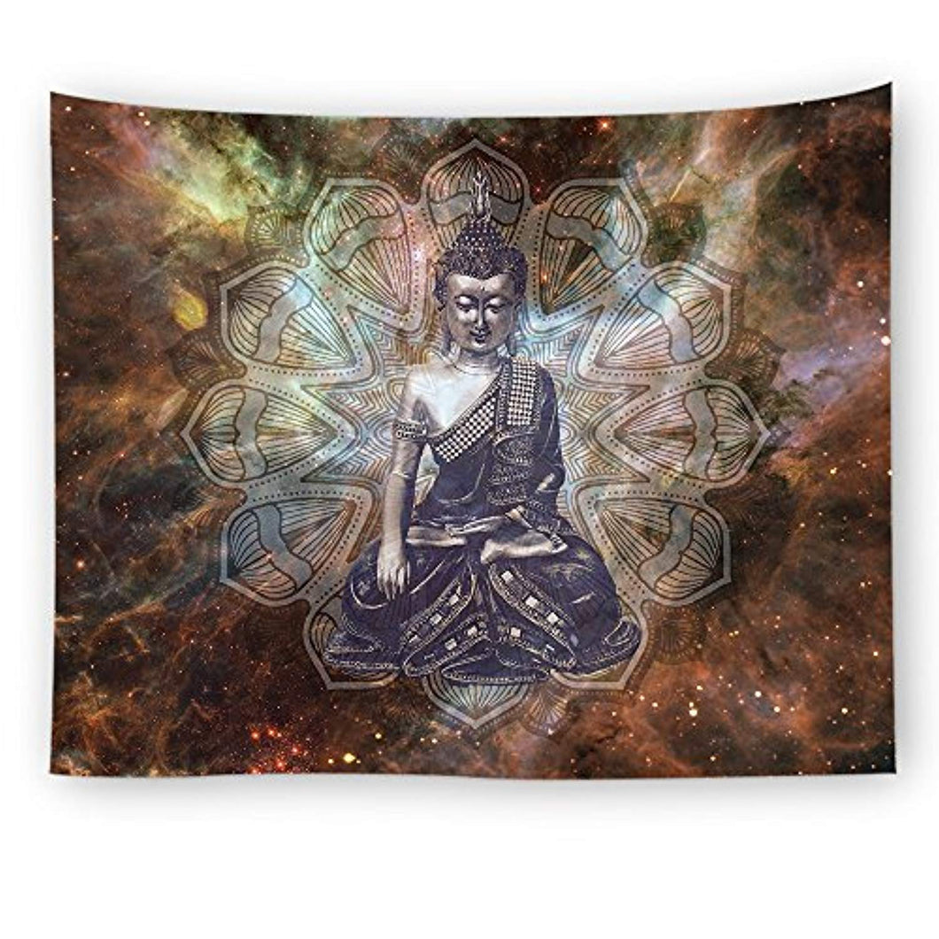 Buddha Décor Tapestry