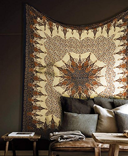 Beautiful Hippie Mandala Décor Tapestry