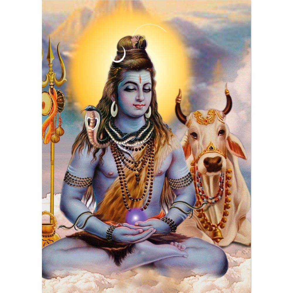Lord Shiva Tapestry