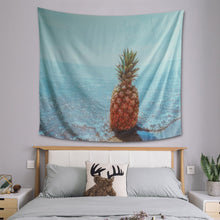 The Shoring Pineapple Tapestry