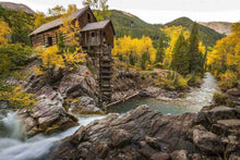 The Colorado Mill tapestry