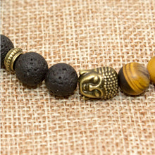 Multicolour Natural Stone Beads