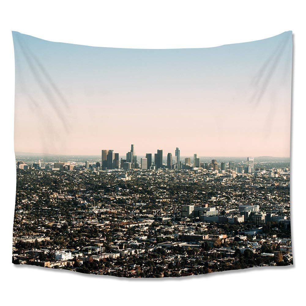 New York City Décor Tapestry