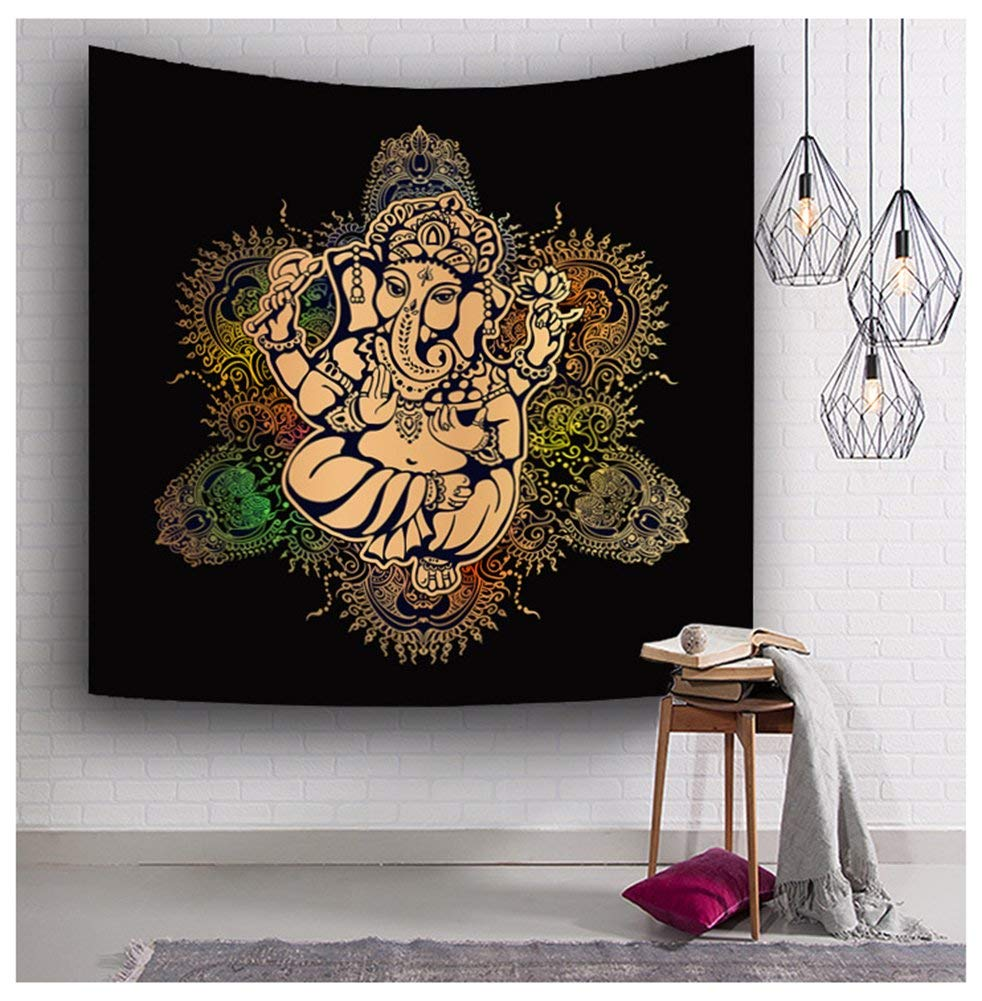 Ganesha Décor Tapestry