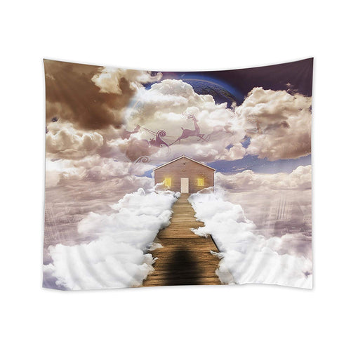 A Home In Heaven Tapestry