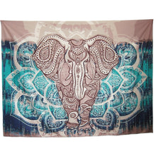 Tapestry of the Antiquated Elephant