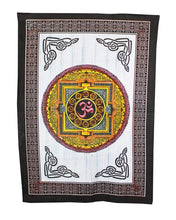 Ethnic Om Décor Tapestry