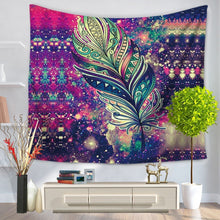 The Frenzifying Lilies Tapestry