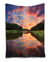 Beautiful Forest Landscape Décor Tapestry