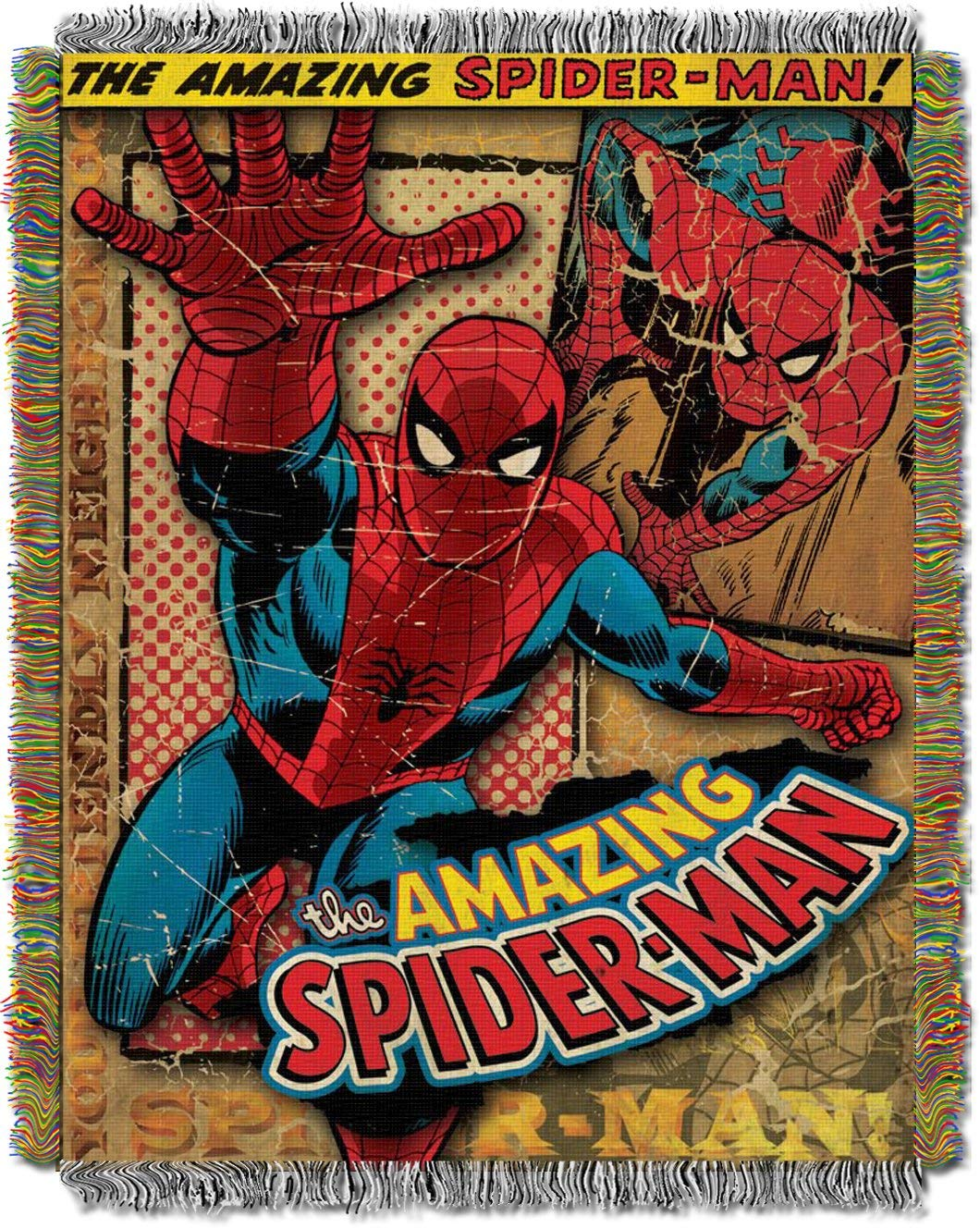 Amazing Spider Man Tapestry