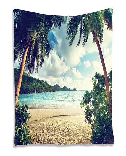 Gorgeous, Exotic And Isolated Island Tapestry