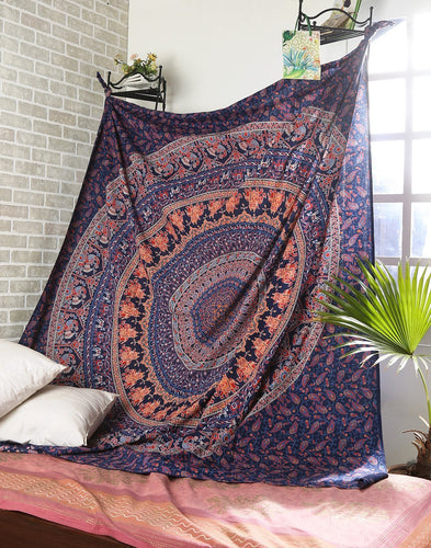 The Twinning Colors Tapestry