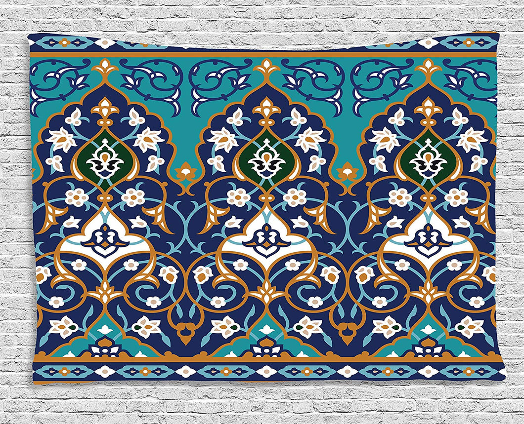Moroccan Décor Tapestry