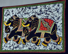 Royal Indian Elephants Décor Tapestry