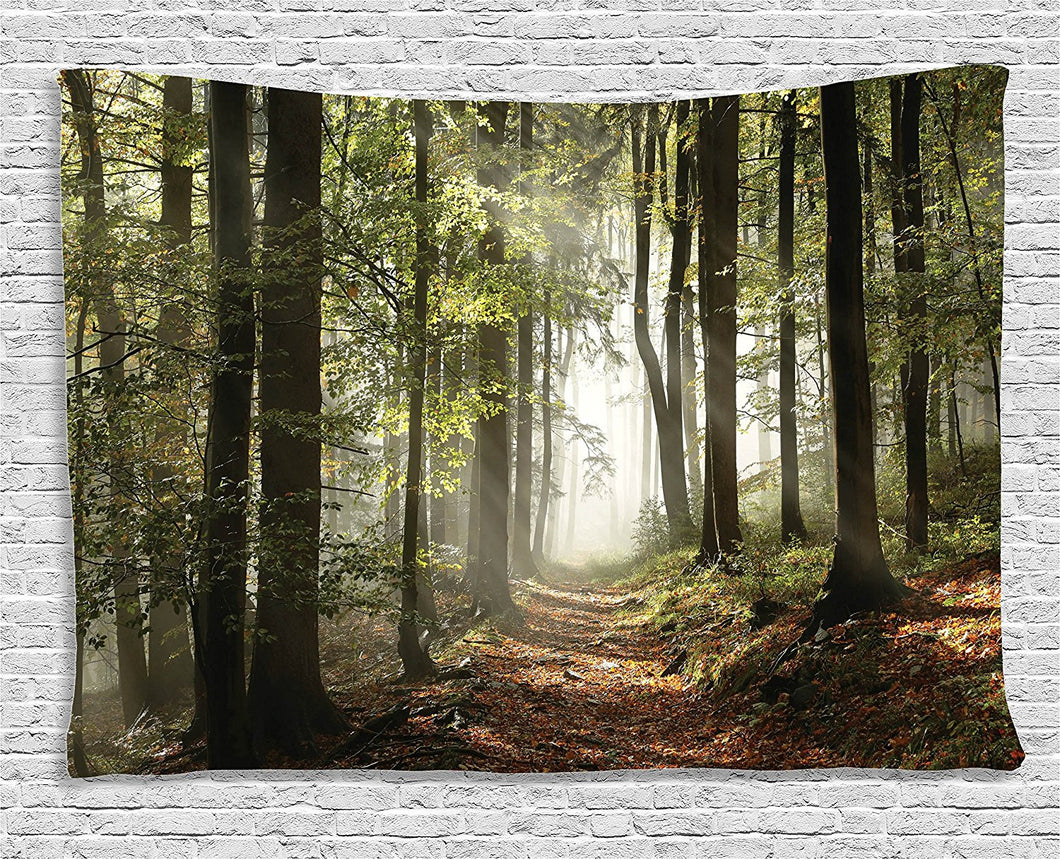 Gorgeous Forest Tapestry