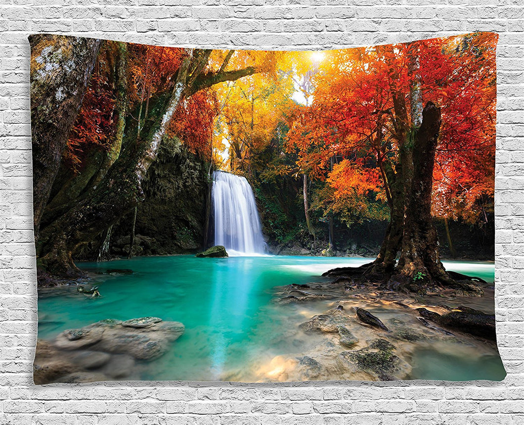 Waterfall Décor Tapestry