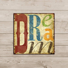 Colourful Dream Décor Tapestry