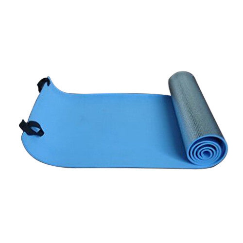 Blue Thick Grip Yoga Mat