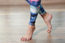 Psychedelic Yoga Leggings And Pants