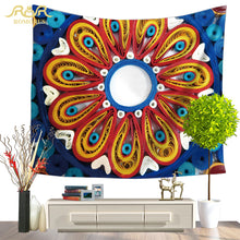 The Multicolor Crafty Tapestry