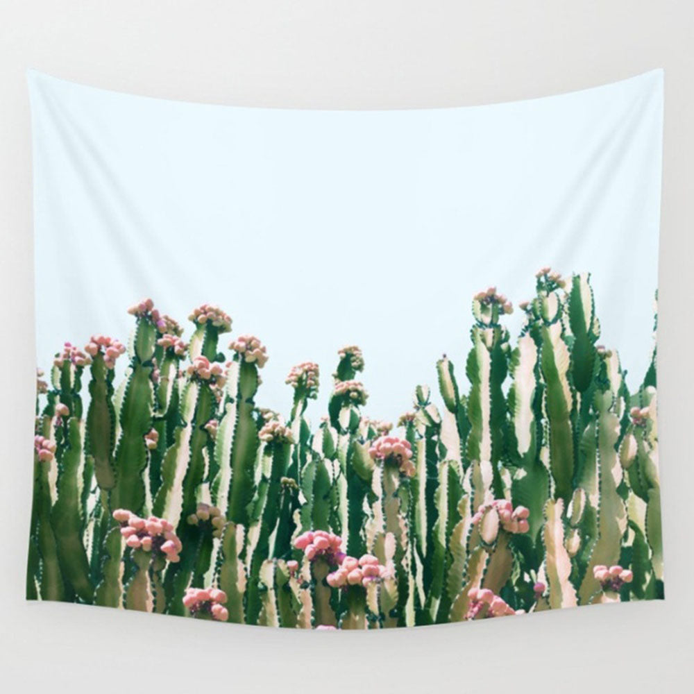 Magical Cactus, Beautiful Hanging Tapestry
