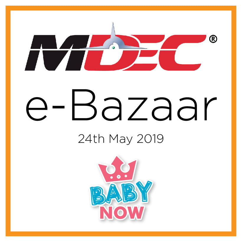 MDEC E-Bazaar - CRAZYYY DEALS FOR ONLY ONE DAY! [24th May 2019]