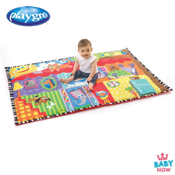 [PG0181600] Playgro Happy House Super Mat