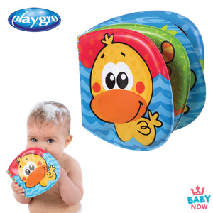 [PG0182722] Playgro Garden Bath Book