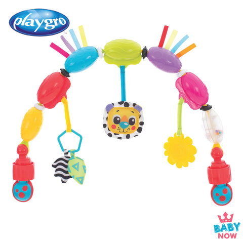 [PG0184472] Playgro Bopping Bubbles Musical Play Arch