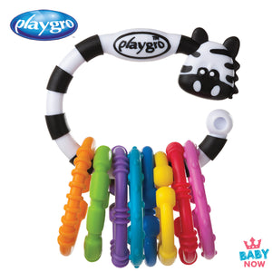 [PG0184558] Playgro Zebra 9 Links