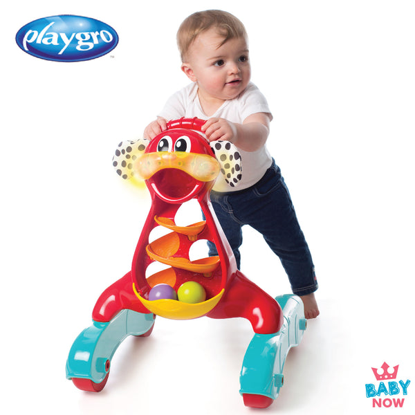 [PG0185504] Playgro Step by Step Music & Lights Puppy Walker
