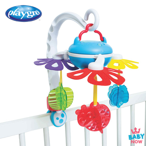 [PG0186368] Playgro Musical Garden Travel Mobile
