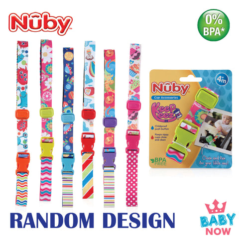 NB10374 Nuby 1PK Fabric Cup Catcher